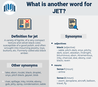 jet, synonym jet, another word for jet, words like jet, thesaurus jet