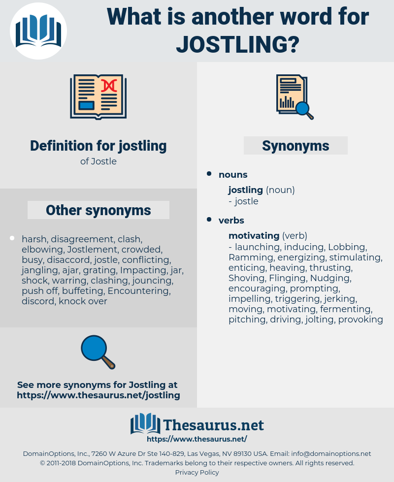 jostling, synonym jostling, another word for jostling, words like jostling, thesaurus jostling