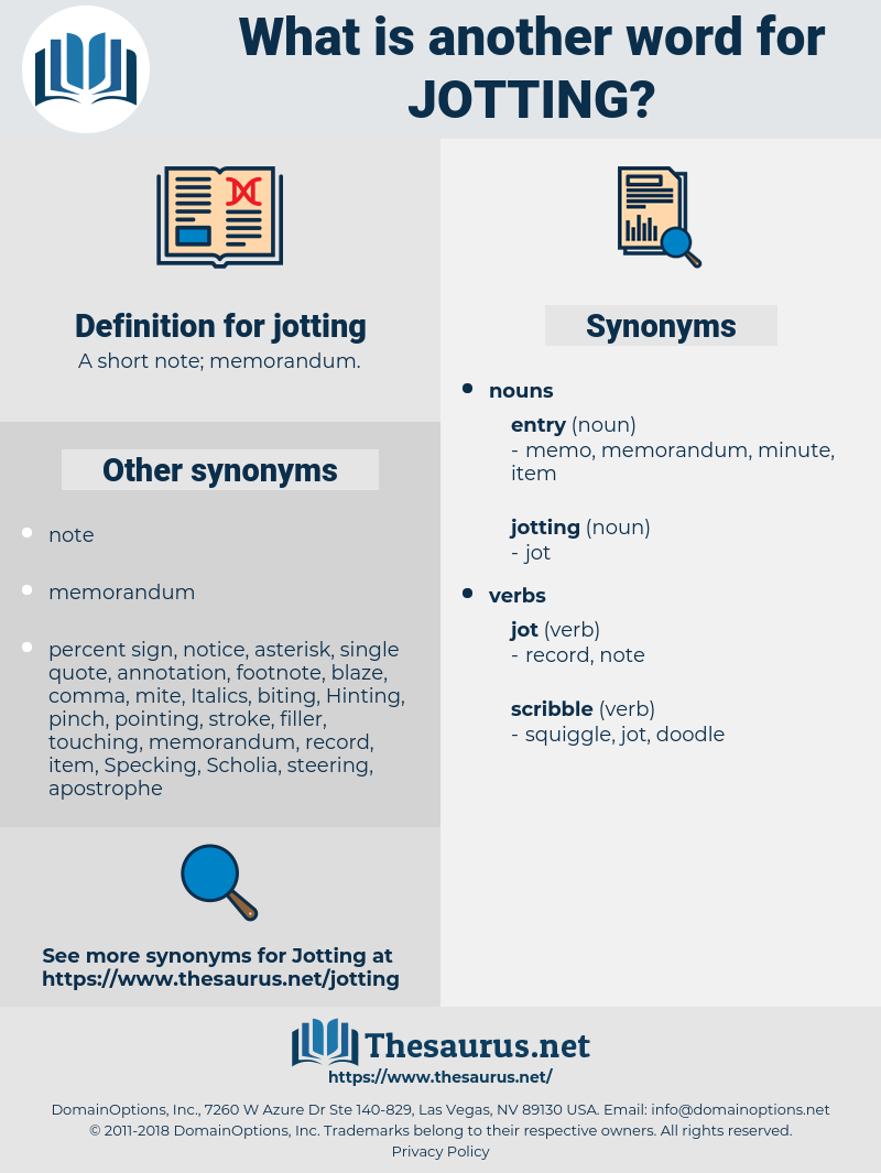 jotting, synonym jotting, another word for jotting, words like jotting, thesaurus jotting
