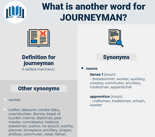 journeyman, synonym journeyman, another word for journeyman, words like journeyman, thesaurus journeyman