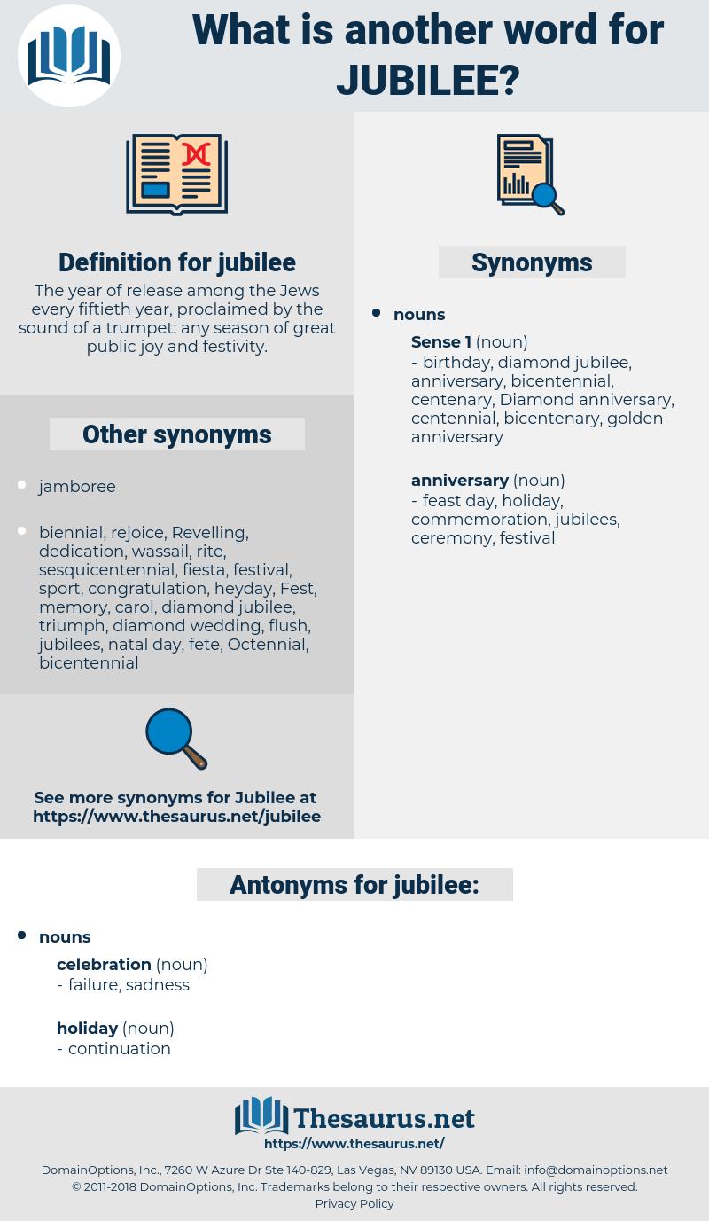 jubilee, synonym jubilee, another word for jubilee, words like jubilee, thesaurus jubilee