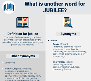 jubilee, synonym jubilee, another word for jubilee, words like jubilee, thesaurus jubilee
