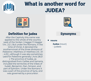 judea, synonym judea, another word for judea, words like judea, thesaurus judea
