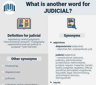 judicial, synonym judicial, another word for judicial, words like judicial, thesaurus judicial