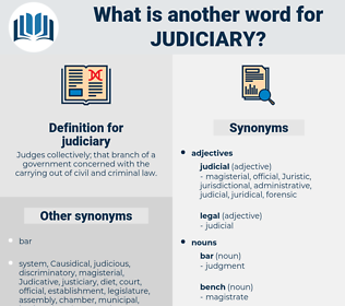 judiciary, synonym judiciary, another word for judiciary, words like judiciary, thesaurus judiciary
