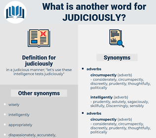 judiciously, synonym judiciously, another word for judiciously, words like judiciously, thesaurus judiciously