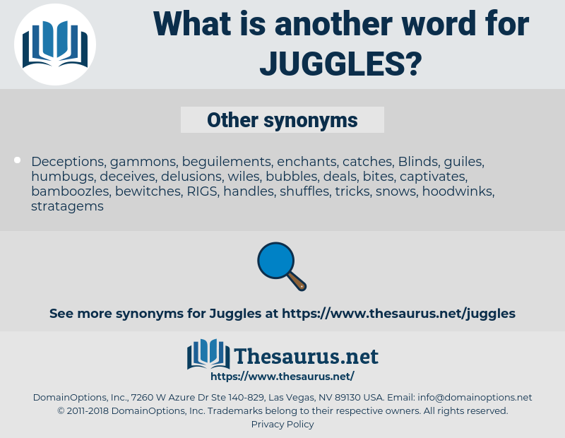 juggles, synonym juggles, another word for juggles, words like juggles, thesaurus juggles