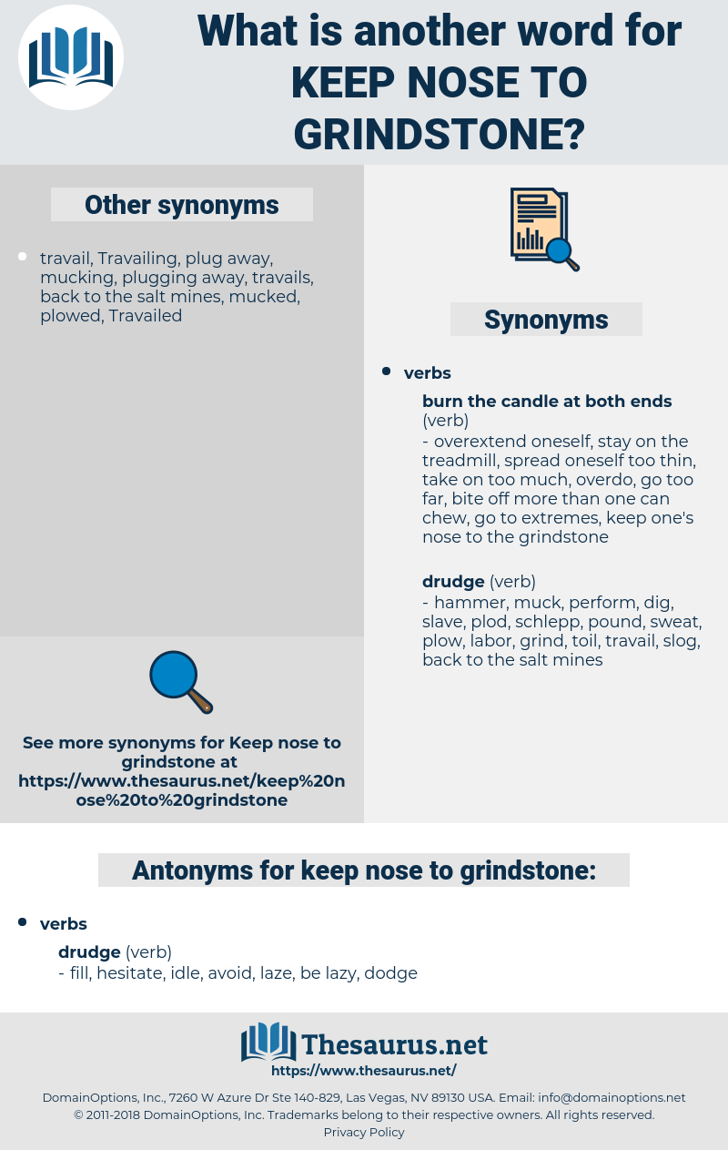 keep nose to grindstone, synonym keep nose to grindstone, another word for keep nose to grindstone, words like keep nose to grindstone, thesaurus keep nose to grindstone