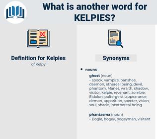 Kelpies, synonym Kelpies, another word for Kelpies, words like Kelpies, thesaurus Kelpies