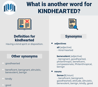 kindhearted, synonym kindhearted, another word for kindhearted, words like kindhearted, thesaurus kindhearted