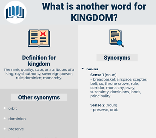 kingdom, synonym kingdom, another word for kingdom, words like kingdom, thesaurus kingdom
