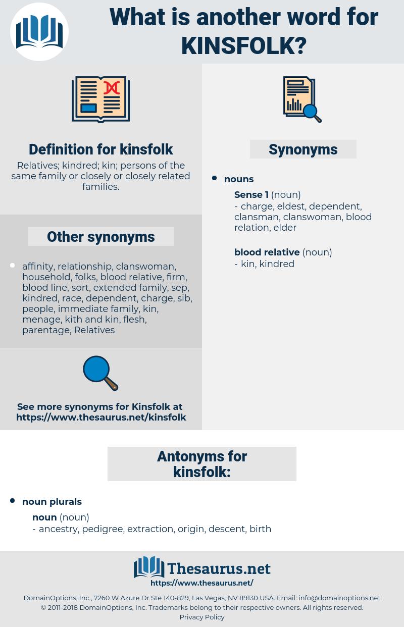 kinsfolk, synonym kinsfolk, another word for kinsfolk, words like kinsfolk, thesaurus kinsfolk