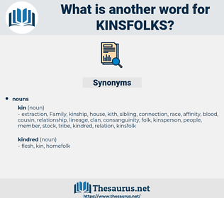 kinsfolks, synonym kinsfolks, another word for kinsfolks, words like kinsfolks, thesaurus kinsfolks