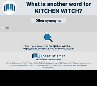 kitchen witch, synonym kitchen witch, another word for kitchen witch, words like kitchen witch, thesaurus kitchen witch