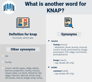 knap, synonym knap, another word for knap, words like knap, thesaurus knap