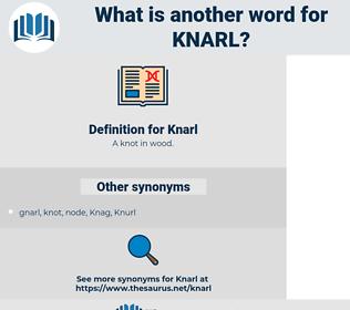 Knarl, synonym Knarl, another word for Knarl, words like Knarl, thesaurus Knarl