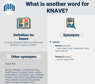 knave, synonym knave, another word for knave, words like knave, thesaurus knave