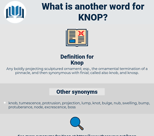 Knop, synonym Knop, another word for Knop, words like Knop, thesaurus Knop