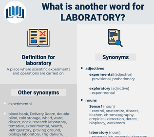 laboratory, synonym laboratory, another word for laboratory, words like laboratory, thesaurus laboratory