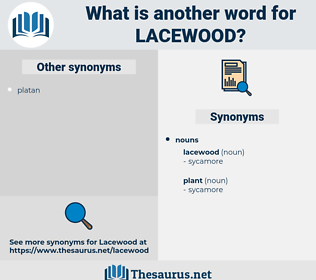 lacewood, synonym lacewood, another word for lacewood, words like lacewood, thesaurus lacewood