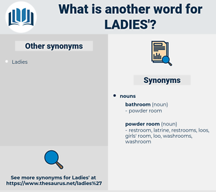Ladies, synonym Ladies, another word for Ladies, words like Ladies, thesaurus Ladies