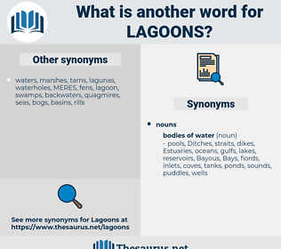 lagoons, synonym lagoons, another word for lagoons, words like lagoons, thesaurus lagoons