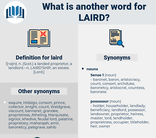 laird, synonym laird, another word for laird, words like laird, thesaurus laird