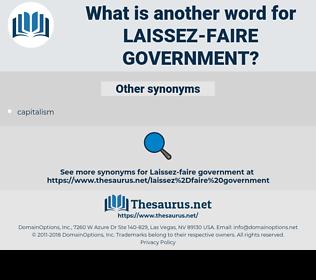 laissez-faire government, synonym laissez-faire government, another word for laissez-faire government, words like laissez-faire government, thesaurus laissez-faire government