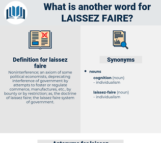 laissez faire, synonym laissez faire, another word for laissez faire, words like laissez faire, thesaurus laissez faire