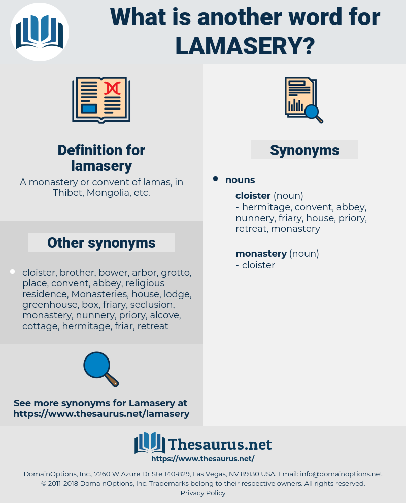 lamasery, synonym lamasery, another word for lamasery, words like lamasery, thesaurus lamasery