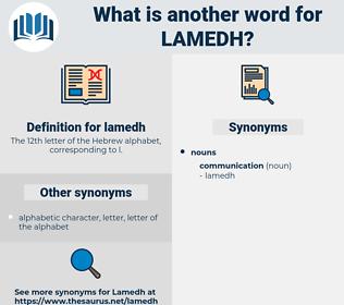 lamedh, synonym lamedh, another word for lamedh, words like lamedh, thesaurus lamedh