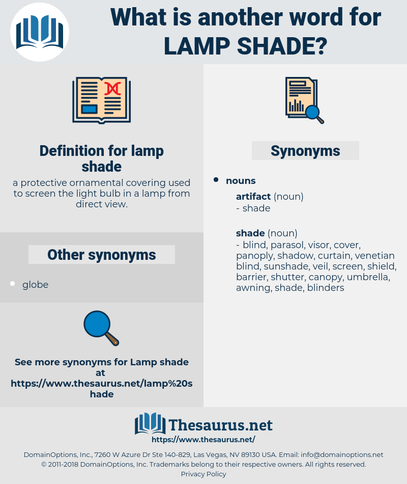 lamp shade, synonym lamp shade, another word for lamp shade, words like lamp shade, thesaurus lamp shade
