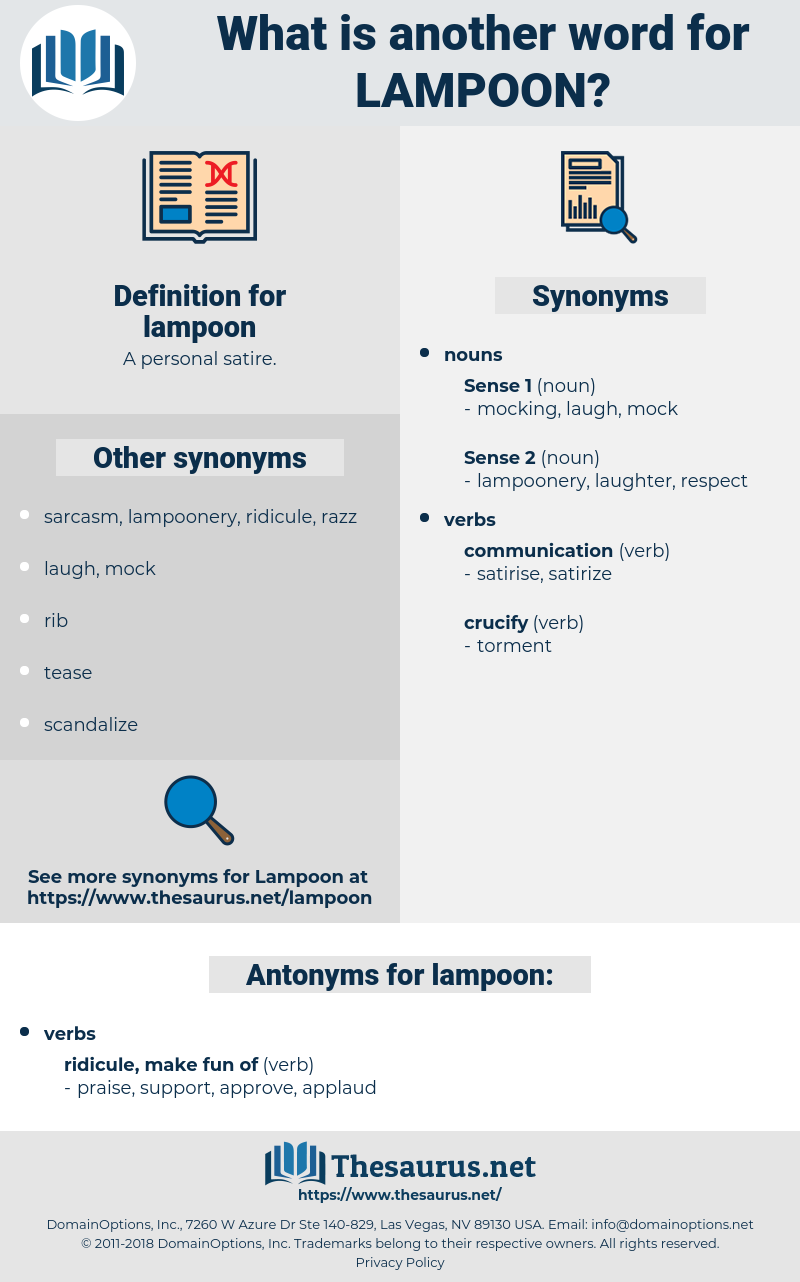 lampoon, synonym lampoon, another word for lampoon, words like lampoon, thesaurus lampoon
