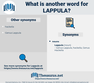 lappula, synonym lappula, another word for lappula, words like lappula, thesaurus lappula