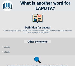 Laputa, synonym Laputa, another word for Laputa, words like Laputa, thesaurus Laputa