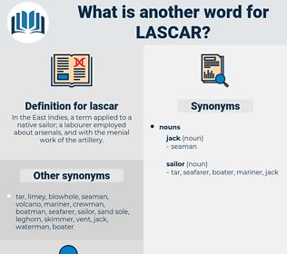 lascar, synonym lascar, another word for lascar, words like lascar, thesaurus lascar