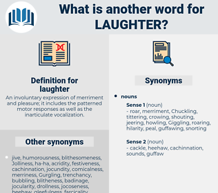 laughter, synonym laughter, another word for laughter, words like laughter, thesaurus laughter