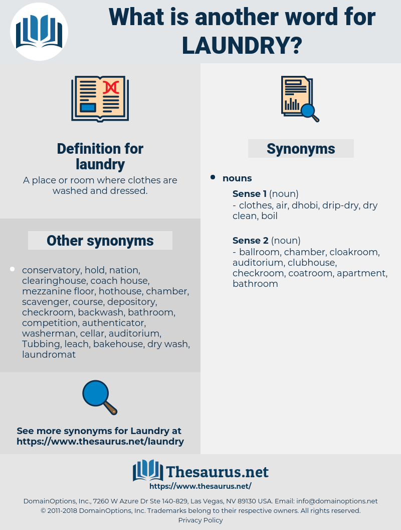 laundry, synonym laundry, another word for laundry, words like laundry, thesaurus laundry