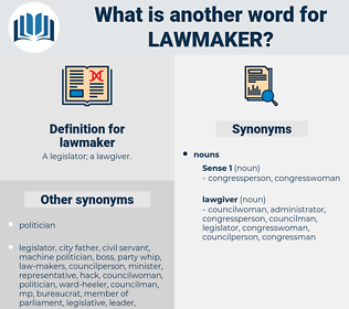 lawmaker, synonym lawmaker, another word for lawmaker, words like lawmaker, thesaurus lawmaker