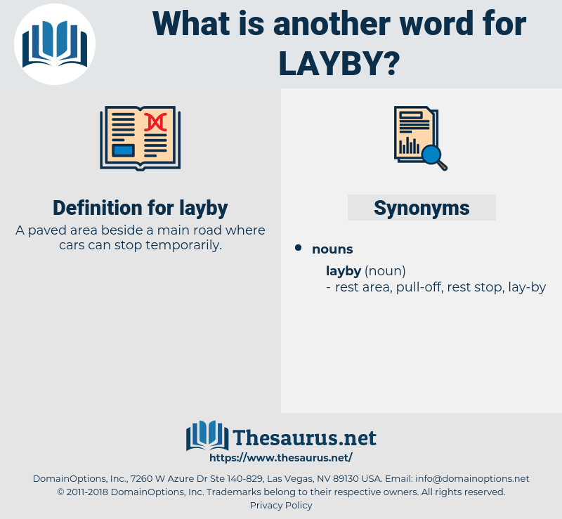 layby, synonym layby, another word for layby, words like layby, thesaurus layby
