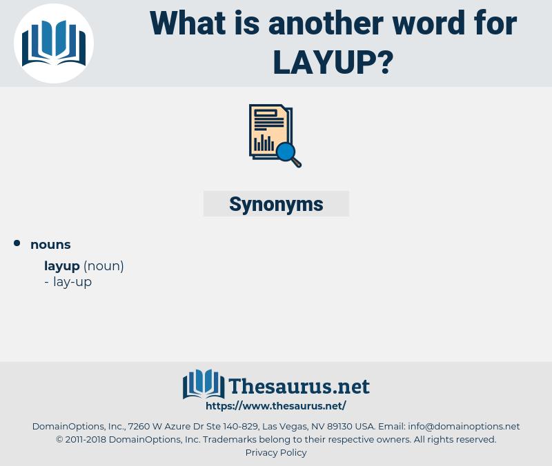 layup, synonym layup, another word for layup, words like layup, thesaurus layup