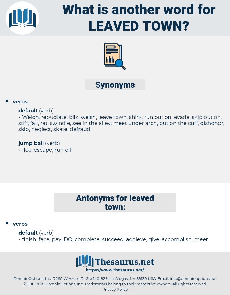 leaved town, synonym leaved town, another word for leaved town, words like leaved town, thesaurus leaved town