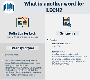 Lech, synonym Lech, another word for Lech, words like Lech, thesaurus Lech
