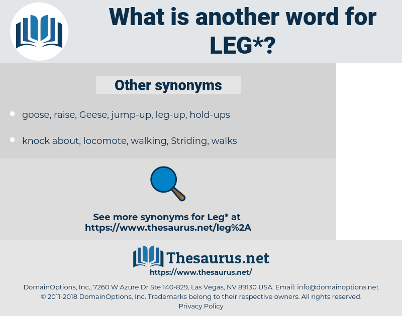 leg, synonym leg, another word for leg, words like leg, thesaurus leg