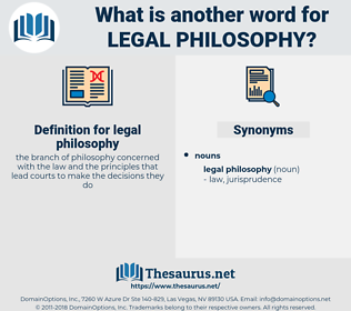 legal philosophy, synonym legal philosophy, another word for legal philosophy, words like legal philosophy, thesaurus legal philosophy