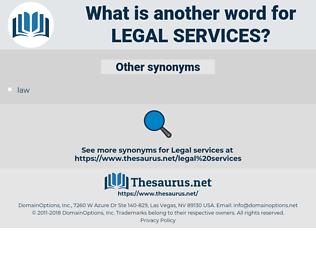 legal services, synonym legal services, another word for legal services, words like legal services, thesaurus legal services