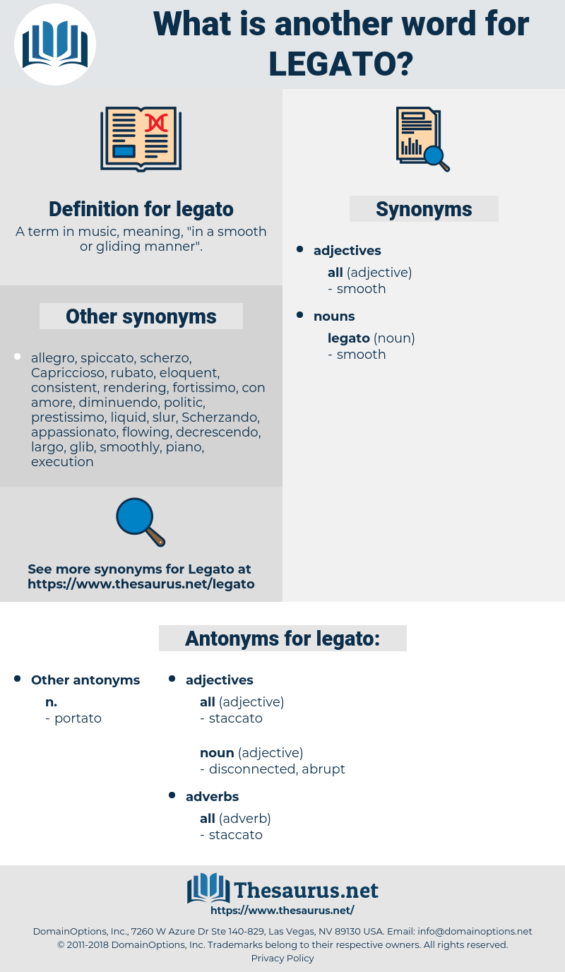 legato, synonym legato, another word for legato, words like legato, thesaurus legato