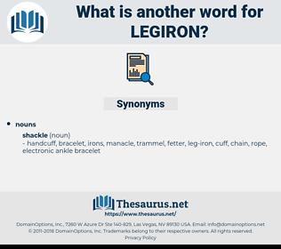 legiron, synonym legiron, another word for legiron, words like legiron, thesaurus legiron