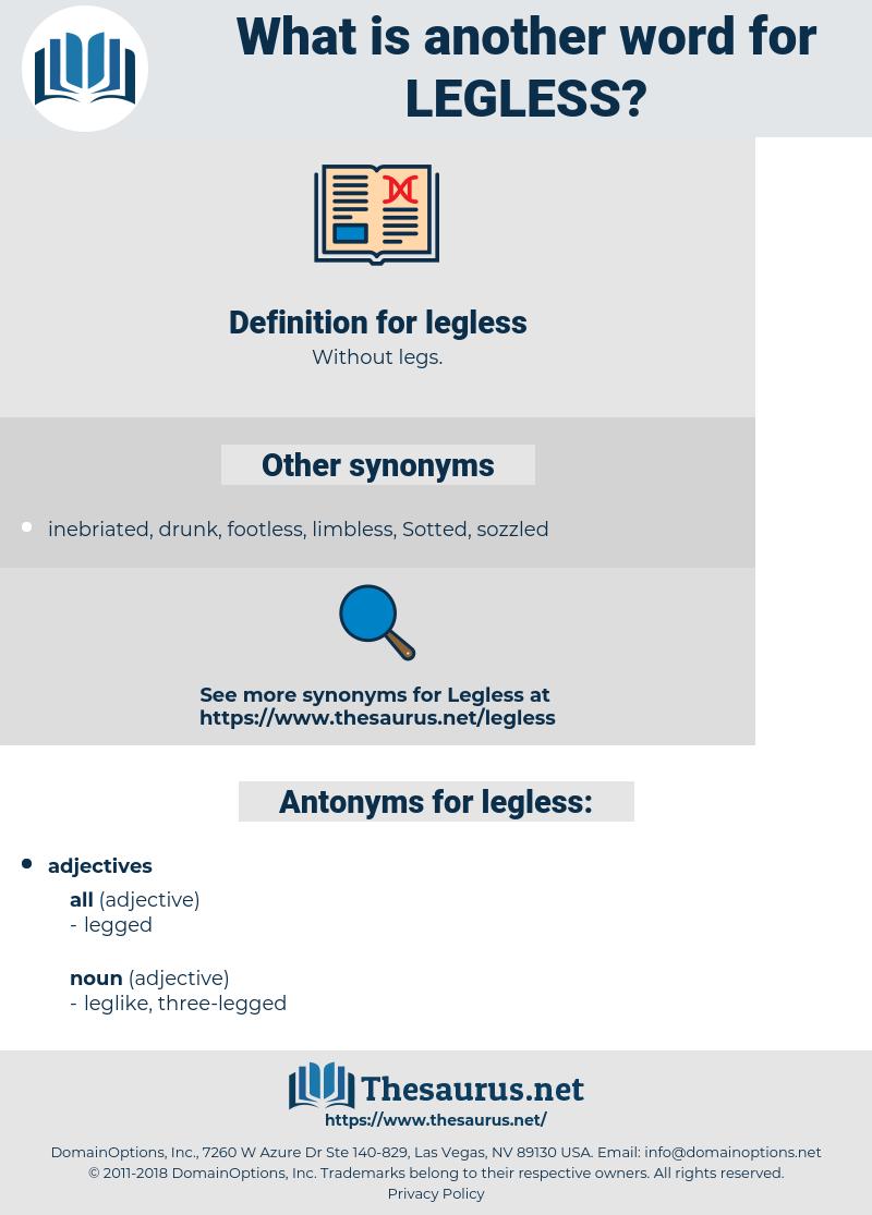 legless, synonym legless, another word for legless, words like legless, thesaurus legless