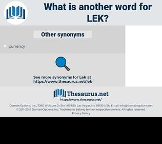 lek, synonym lek, another word for lek, words like lek, thesaurus lek